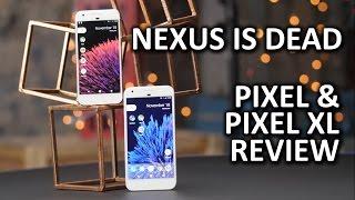 Google Pixel & Pixel XL Review - My Favorite Smartphone