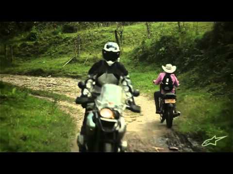 Alpinestars Valparaiso - Turystyczna Kurtka Tekstylna Do Turystyki Na Motocykl