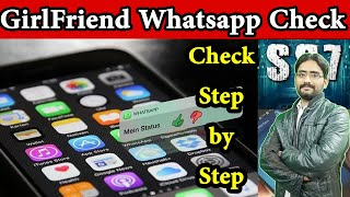 Girlfriend whatsapp hack - Really ? Tips and tricks