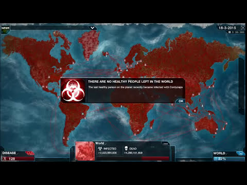 Plague inc: Evolved how to unlock genes fast (+ easy virus victory)