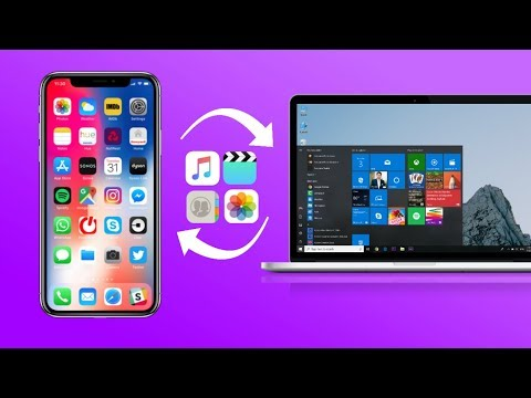 How to Transfer Data from iOS 12/iOS 11 Device to Computer