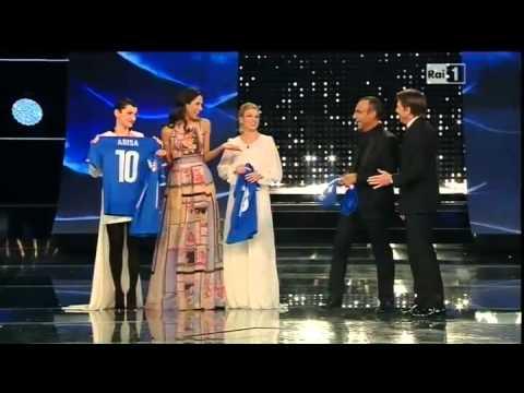 Sanremo 2015 - Antonio Conte - Quarta serata 13/02/2015