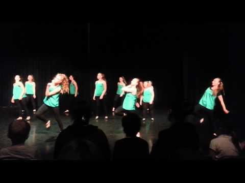 The Gateway Academy dance show- Ghost
