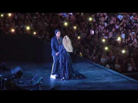 Beyoncé & Jay Z OTR II - Forever Young/Perfect Duet (28.06.18 Berlin) HD