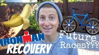 ✨What I Learned From My First Half IronMan🚴🏻(Recovery, Nutrition🍪, Life Lessons🏊🏻)