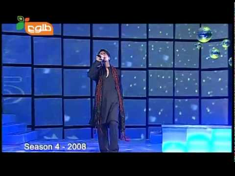 AFGHAN STAR - THE EVOLUTION OF S4 CONTESTANT NAWEED SABERPOOR