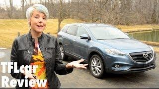 2014 Mazda CX-9 AWD Review: XXL Room & Zoom Zoom Fun?