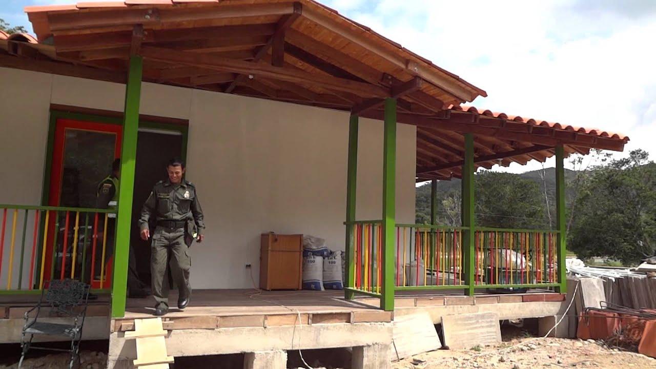 Casas prefabricadas en colombia youtube - Casas prefabricadas mediterraneas ...