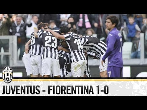Juventus-Fiorentina 1-0   9/03/2014  The Highlights