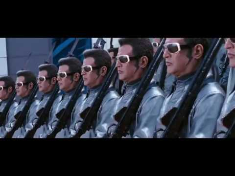 Enthiran 2 0 Robot 2 0 Trailer   Superstar Rajinikanth   Akshay Kumar   Shankar thumbnail