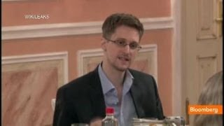 Edward Snowden Speaks Again: Mass Surveillance Is a Threat