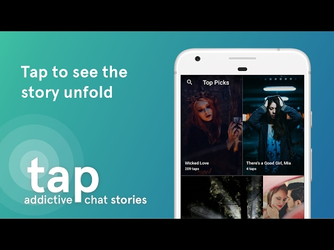 Tap - Chat Stories by Wattpad (Free Trial) APK Cover