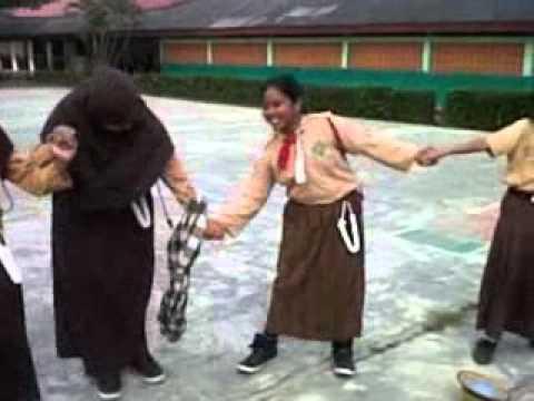 Kemah SD Plus Murung Pudak tahun ajaran 2012-2013