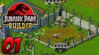 Jurassic Park Builder - Episode 1 - Dinosaurs
