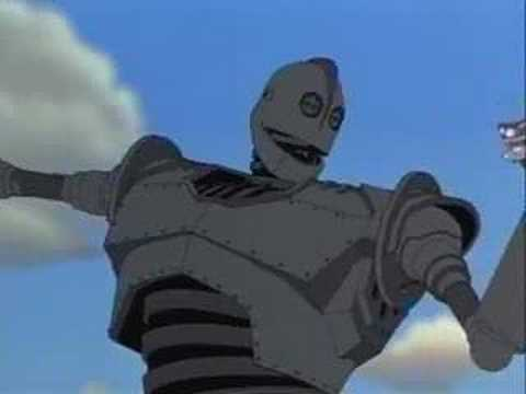 The Iron Giant is listed (or ranked) 47 on the list The Biggest Tearjerker Movies of All Time