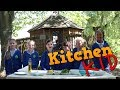 Make chickpea salad with St Joseph's Blast Off Kitchen - LitFilmFest Kitchen Kid - BBC Good Food