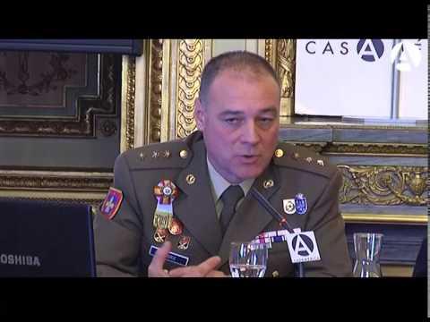 'Amenazas y estrategias comunes de seguridad para España y EE.UU'