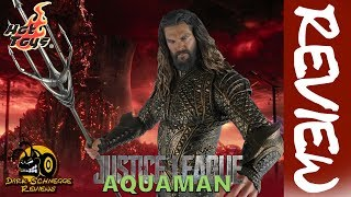 Hot Toys | Justice League AQUAMAN MMS447 Review [German/Deutsch]