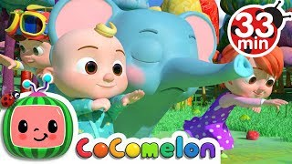 Animal Dance | +More Nursery Rhymes & Kids Songs - CoCoMelon