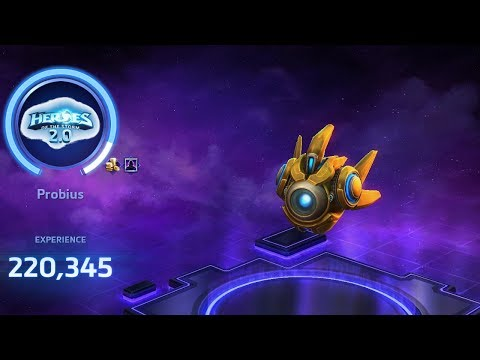 Heroes of the storm - Probius first look