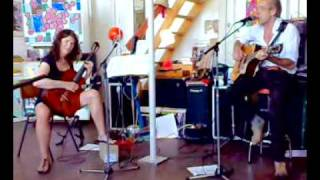 'Een kunstenaar in de familie' . Rendier live: Reinder van der Woude & Maddy Rentenaar