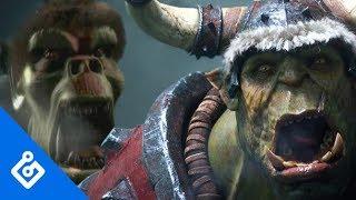 How Blizzard Created Warcraft III's Cinematics