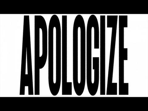 ROCKY - Apologize