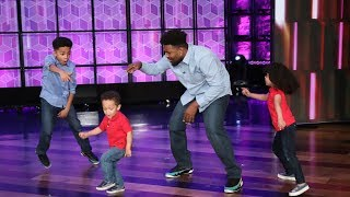 Ellen's Million Dollar May Surprise for an Incredible Family of Viral Dancers
