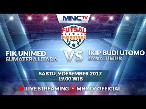 download lagu FIK Unimed SUMATERA UTARA VS IKIP Budi Utomo JAWA TIMUR FT : 1-6 - Liga Futsal Nusantara 2017 gratis