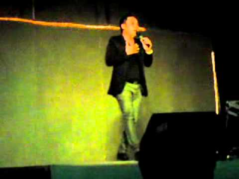 Rickie Andrewson-lagu Lama Aku Suba Live At Sri Aman26.03.2012. video