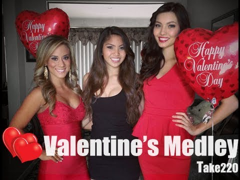 Valentines Mashup 2013 | One Direction Bruno Mars Justin Bieber...