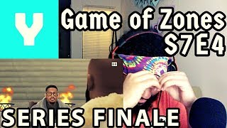 'The GOAT' | Game of Zones Series Finale S7E4 | Reaction