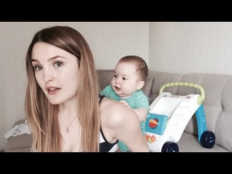 Ребенку 7 месяцев. Ползаем/Сон/Прикорм