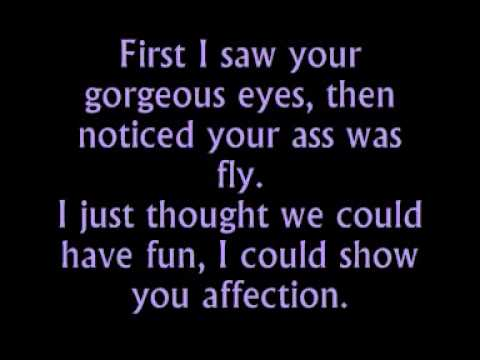 Eamon - I Want You So Bad lyrics