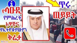 የሳዑዲ የምሕረት አዋጅ እና የኢትዮጵያውያን ቅሬታ - Ethiopian in Saudi Arabia - DW