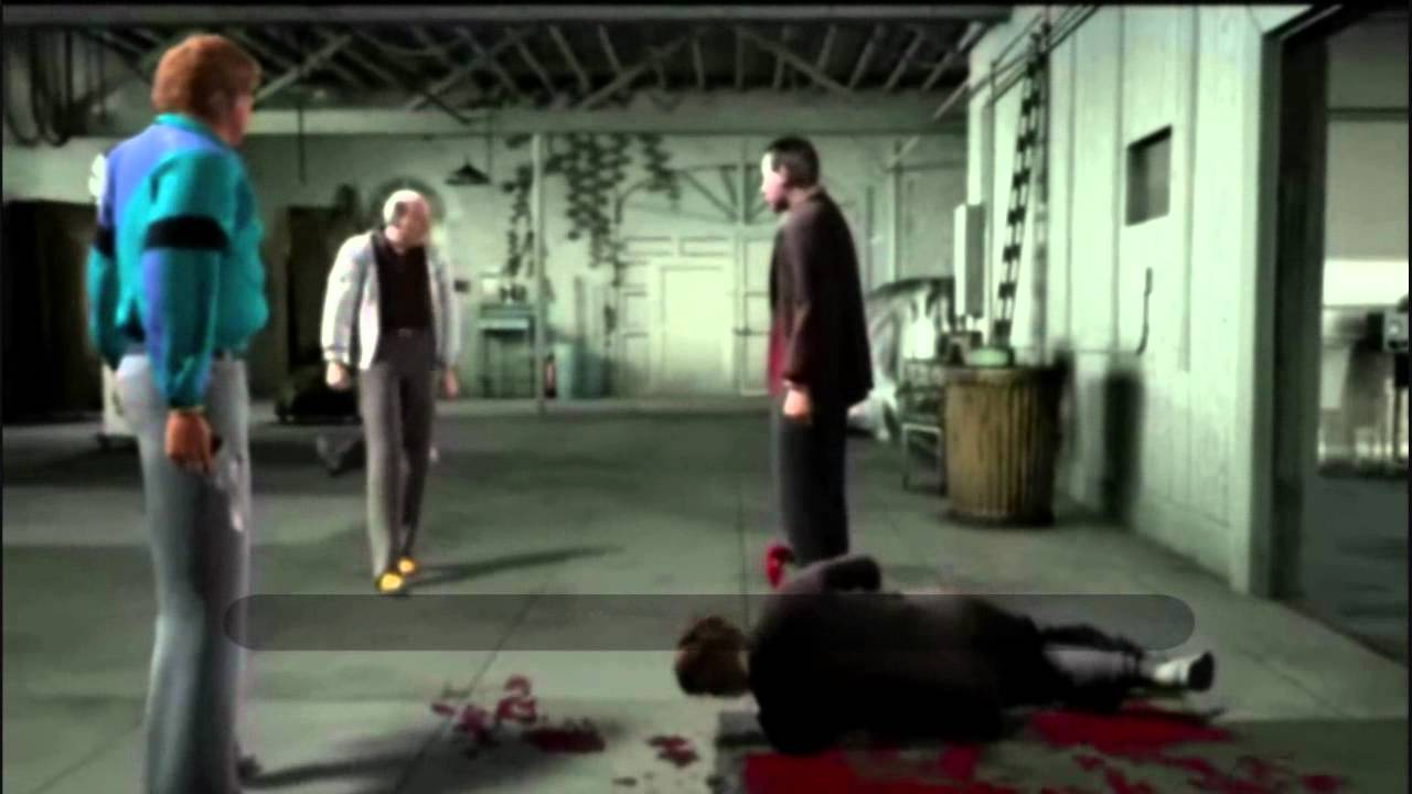 Reservoir Dogs The Game