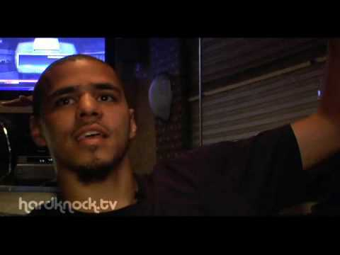 J Cole on Kanye West, No ID and album being almost done