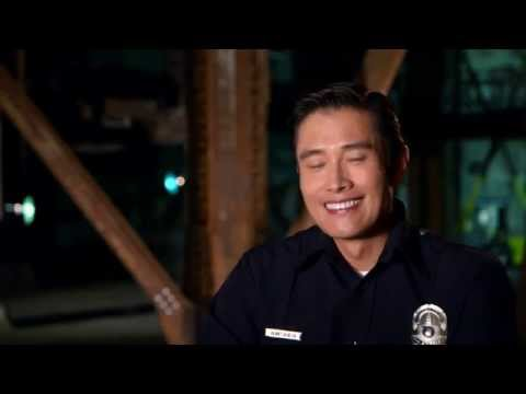 Terminator Genisys Official Movie Interview - Byung-Hun Lee