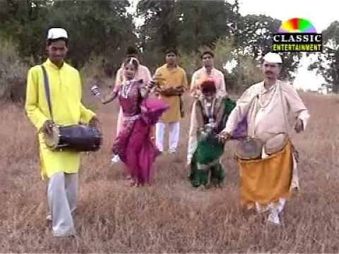 Pahila Maan Ambikella | Original Video | Natali Ambabai | New Marathi Songs 2014 video