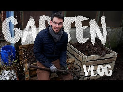 Garten VLOG   Post erhalten & Garten YouTuber besucht