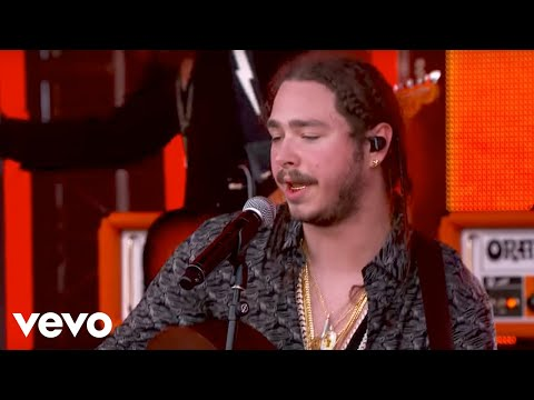 download lagu Post Malone - Oh God Live From Jimmy Kimmel gratis