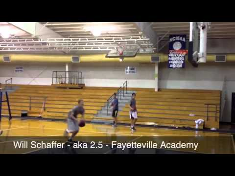 Will Schaefer Dunk video