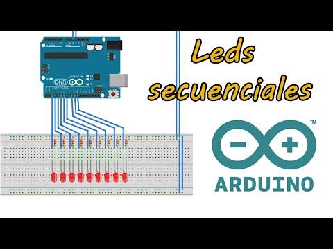 RGB LED Tutorial using an Arduino RGBL: 6 Steps