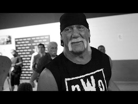 What Hulk Hogan Said Backstage At WWE Extreme Rules 2018