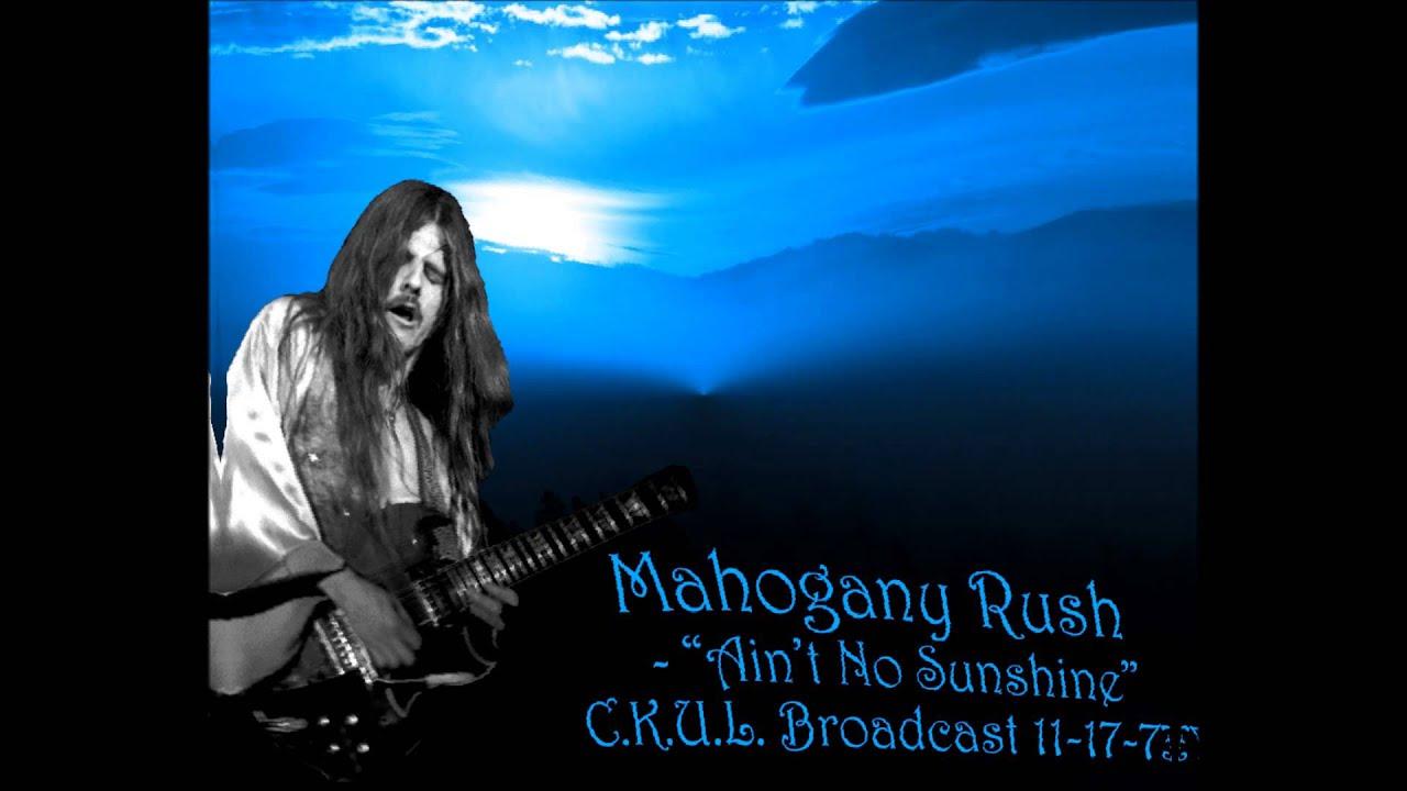 Mahogany rush