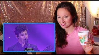 Download Lagu Vocal Coach REACTS to SHAWN MENDES, Zedd - Lost In Japan (Live) AMA's Gratis STAFABAND