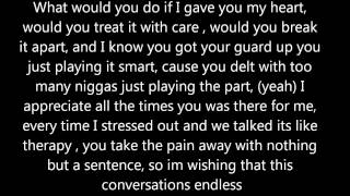 Phora - If I Gave You My Heart (Lyrics)