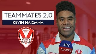 """Luke Thompson is built of solid ROCK!"" 