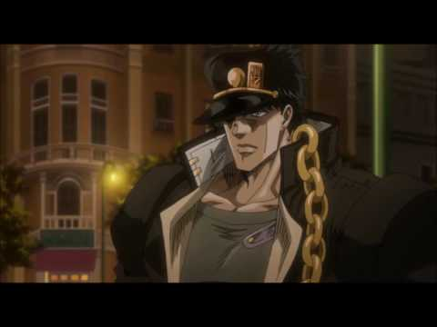 jotaro vs dio  (part 1)