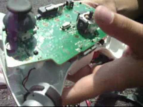 How to Make a Modded Rapid Fire Xbox360 Wireless Controller